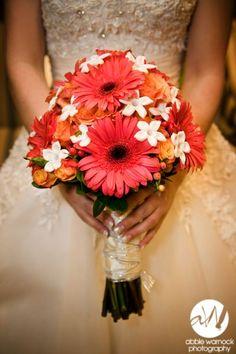 Amazing-Wedding-Bouquets-of-Gerbera-Daisy-1.jpg 400×600 pixels