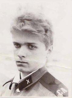 I served in the Soviet army. 1987.