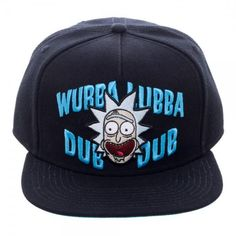OPUY Unisex Morty Its Time to Get Schwifty Rick Beanie Cap Hat Ski Hat Cap Skull Cap Black