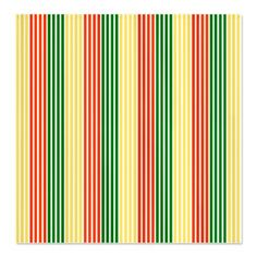 First sale! Rasta Stripes shower curtain design in my new Custom design Store  on CafePress