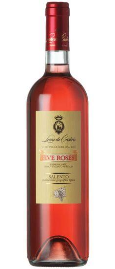 Leone de Castris Five Roses