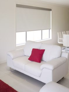 Aliminum Pelmet over Roller Blinds