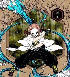 Manga Anime, Anime Demon, Anime Guys, Anime Art, Manga Girl, Demon Slayer, Slayer Anime, Character Art, Character Design