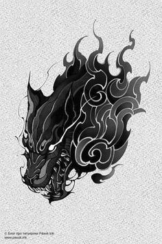 Tattoo Sketches, Tattoo Drawings, Body Art Tattoos, Sleeve Tattoos, Cool Tattoos, Rose Tattoos For Men, Black Tattoos, Black Work Tattoo, Dragon Tattoo Drawing