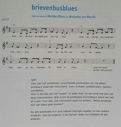 Brievenbus blues