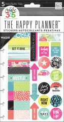 Nothing is easier than customizing your planner with stickers! This value pack…