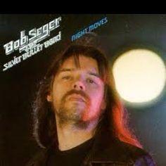 Bob Seger & the Silver Bullet Band - Night Moves LP Vinyl Record Album, Capitol Records - Rock, Original German Pressing Bob Seger, 70s Music, Sound Of Music, Rock Music, Lps, Pink Floyd, Rock N Roll, Classic Rock Albums, Rock Album Covers