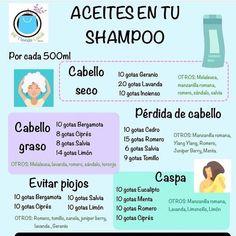 32 Best Ideas For Diy Beauty Recipes Hair Essential Oils Diy Shampoo, Doterra Shampoo, Essential Oils For Hair, Young Living Essential Oils, Beauty Care, Diy Beauty, Beauty Makeup, Esential Oils, Rides Front