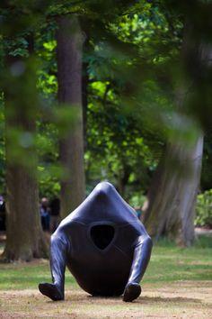 The Living Sculptures of Erwin Wurm | Yatzer