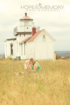 Lighthouse in Seattle:)