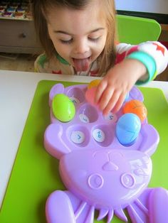 Taylor Joelle Designs: Play and Learn with Easter Eggs
