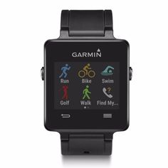 Garmin Vivoactive Smartwatch – HeartRateMonitorsUSA.com
