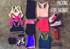lifeology: Packing for Ragnar