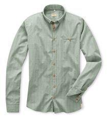 Q1 Hemd SANDRO grünes, sportives Glencheckkaro Slim Fit, Shirt Dress, Mens Tops, Shirts, Shopping, Dresses, Fashion, Vestidos, Moda