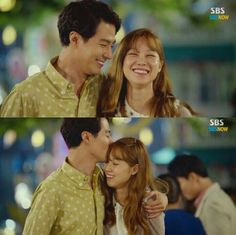 Gong Hyo Jin and Jo In Sung starring in It's Okay, That's Love