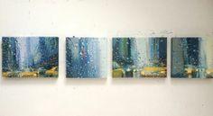 """Slowdown I-IV"", Vineta Kaulaca (2013)"