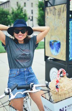 My Small Wardrobe - Fab Fashion Bloggers Over 40 - Photos