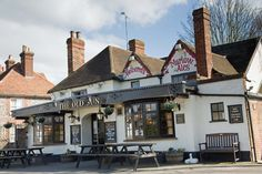 The Old Sun, Lane End, High Wycombe, England