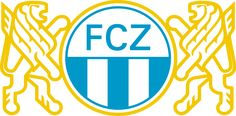 FC Zurich Primary Logo on Chris Creamer's Sports Logos Page - SportsLogos. A virtual museum of sports logos, uniforms and historical items. Limassol, Switzerland Football, Vancouver Whitecaps Fc, Football Pitch, Soccer Logo, Sports Clubs, Sports Logos, Professional Football, European Football