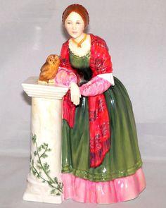 Florence Nightingale ~ Royal Doulton Figurines