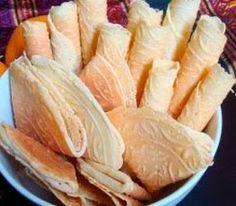 Foto Kue Kering Tradisional Semprong