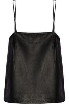 {t by alexander wang leather tank}