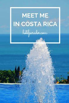 Let's go! Parador Resort & Spa | Costa Rica