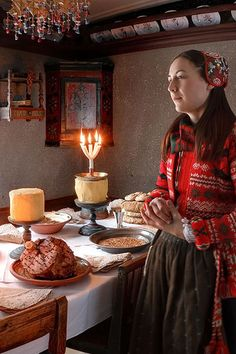 Christmas at Skansen Open-Air Museum in Stockholm: a living history village