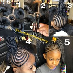 Tresses pour enfant How To Stop Your Dog From Digging Holes In Your Garden Guess what? Lil Girl Hairstyles Braids, Black Little Girl Hairstyles, Toddler Braids, Black Girl Braided Hairstyles, Girls Natural Hairstyles, Braids For Kids, Girls Braids, Weave Hairstyles, Short Hairstyles