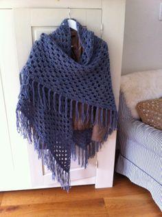 Gezelligheid Bij Marie: omslagdoek met Tweed van #Zeeman