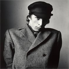 Rudolf Nureyev photographed by Irving Penn.