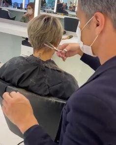 Stylish Short Haircuts, Short Choppy Hair, Short Thin Hair, Short Grey Hair, Haircuts For Fine Hair, Short Hair With Layers, Short Hair Cuts For Women, Women Short Hairstyles, Short Hair Trends