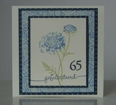 STAMPS etc.: Stampin' Up; Field Flowers