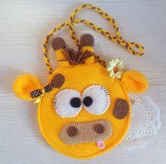 Marvelous Crochet A Shell Stitch Purse Bag Ideas. Wonderful Crochet A Shell Stitch Purse Bag Ideas. Crochet Pouch, Crochet Gifts, Cute Crochet, Crochet For Kids, Baby Knitting Patterns, Crochet Mittens Pattern, Crochet Patterns, Crochet Shell Stitch, Crochet Motif