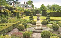 This West Sussex garden created by Sir Simon Sainsbury offers its first   visitors a glimpse into 40 years of garden history and gracious country life.