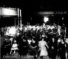 Teatro cine salón de los hermanos Alva.