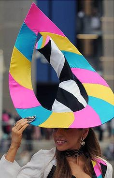 Craziest racing hats - NY Daily News