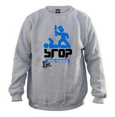 Bluza STOP POLICE BRUTALITY! - LOGIKA