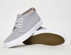 #Vans Chukka Boot 69 CA Primera #sneakers