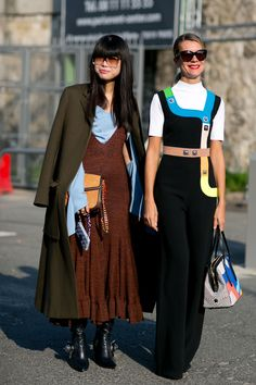 All the Paris Fashion Week Street Style From SS16 - Flare