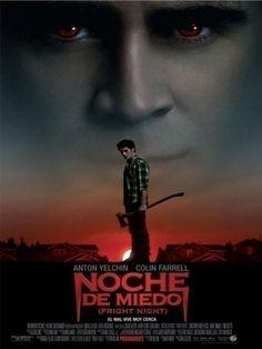 Durante su último año en el instituto, Charlie Brewster (Anton Yelchin) parece…