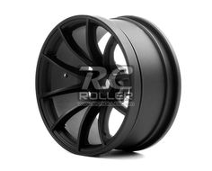 Car Parts :: Tire / Wheel / Disk :: MST 102053FBK Flat black G25 wheel (+8) (4) -