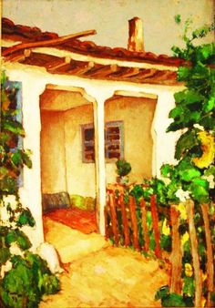 Nicolae Tonitza / Николае Тоница Matisse, Painting, Art, Painting Art, Paintings, Kunst, Paint, Draw, Art Education