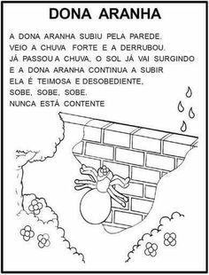 Portuguese Language, Kids Songs, Professor, Homeschool, Classroom, How To Plan, Children, Pasta, Manicure