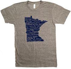 Minnesota Everything T-Shirt