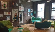 Vintage Art Coffee Shop in Halifax NS to absolutely go get a coffee. Halifax Restaurants, Like A Local, Coffee Shops, Gourmet Recipes, Vintage Art, Drink, Eat, Places, Home Decor