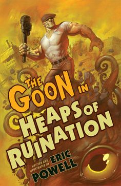 The Goon Volume 3: Heaps of Ruination 2nd Edition (trade-paperback collection)