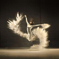 Vibrant Dancer Photos by Jeffrey Vanhoutte