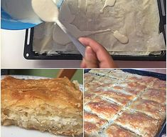 ΜΑΓΙΚΟΣ ΧΥΛΟΣ. Αν κάνετε μια πιτα με φύλλα κρούστας, χρησιμοποιηστε τον και κάντε την να Pureed Food Recipes, Greek Recipes, Desert Recipes, Cooking Recipes, Greek Cooking, Cooking Time, Cooking Stuff, Greek Cake, Quiche