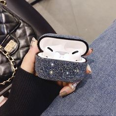 Glitter chargeable AirPods Pro Case Protective Cover for AirPods Pro. Item Type: Earphone Cases Size: For AirPods Pro Material: Plastic Airpod Pro, Airpod Case, Color Caramelo, Accessoires Iphone, Earphone Case, Samsung, Diamond Glitter, Air Pods, Hacks